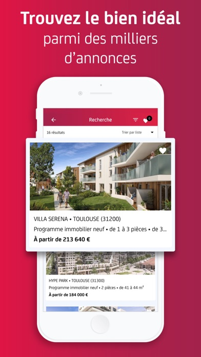 messages.download Nexity: Achat, Location, Vente software