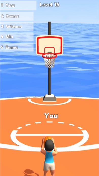 Basketball Hero! screenshot 1