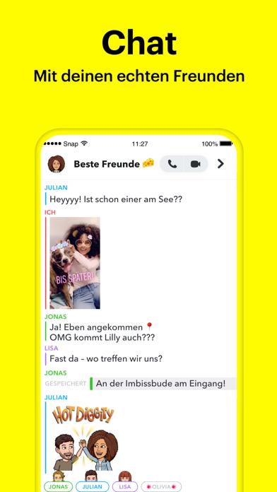 Herunterladen Snapchat für Pc