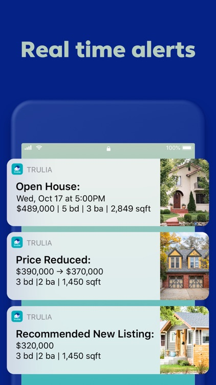 Trulia Real Estate: Find Homes