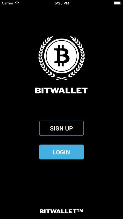 BitWallet - Buy & Sell Bitcoin screenshot-7
