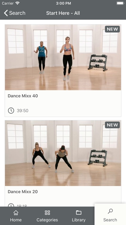 Jazzercise On Demand screenshot-5