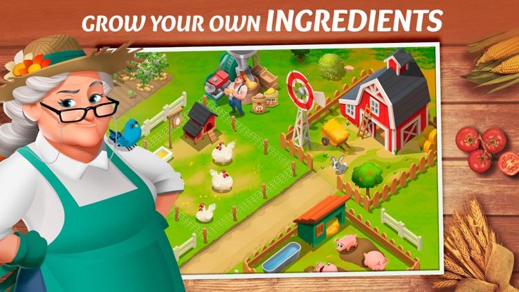 Tasty Town - Restaurant game screenshot-4