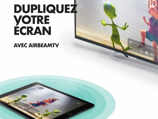 Mirror pour LG Smart TV