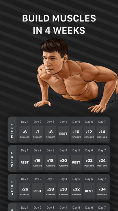 download Muscle Booster Fitness at Home for PC