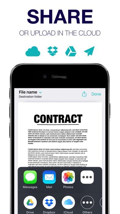 Scanner App ∙ Scan & Sign PDF Screenshot