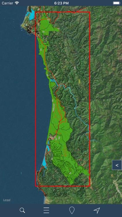 Redwood National Park – GPS
