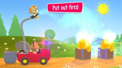 Little Tiger: Firefighter Kids Screenshots