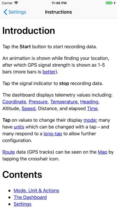 Dashometer review screenshots