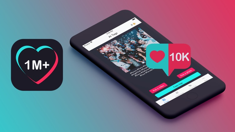 TikBoost for likes and fans