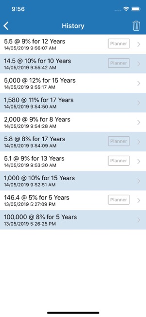 SIP Calculator & Planner on the App Store