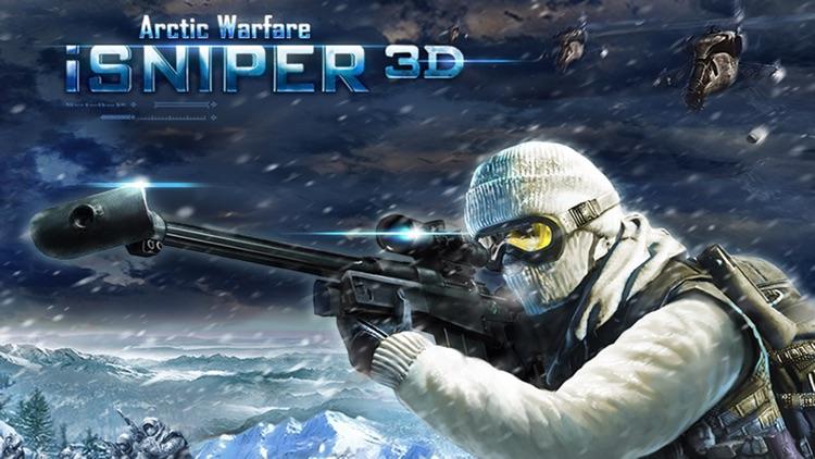 iSniper 3D Arctic Warfare screenshot-0