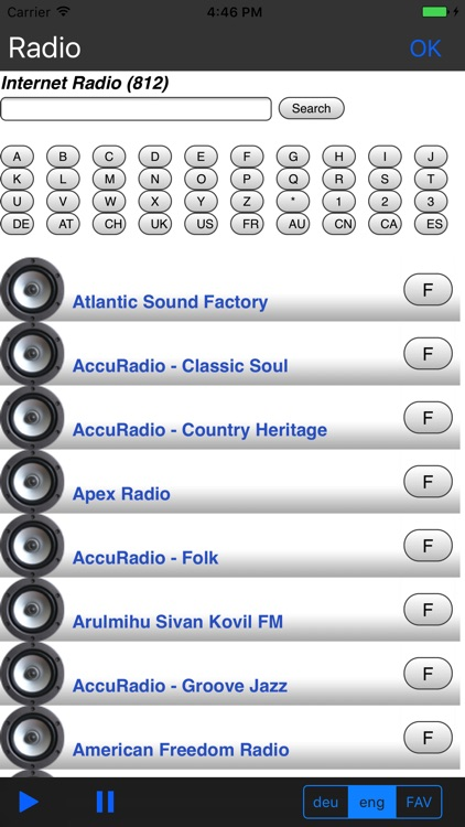 Radio Alarm (Music+Radio)