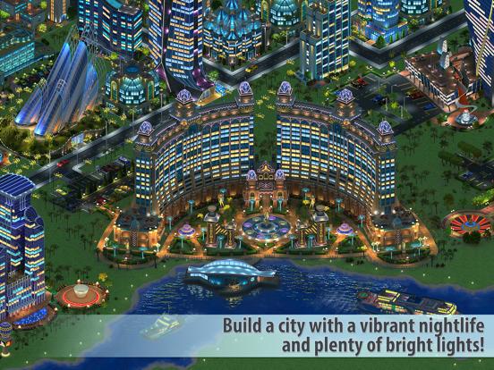 Megapolis HD screenshot