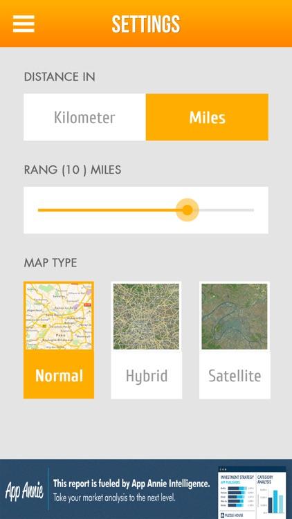 Where2Hunt - GPS Hunting App screenshot-3