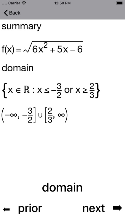 20/20 Function Domains screenshot-7