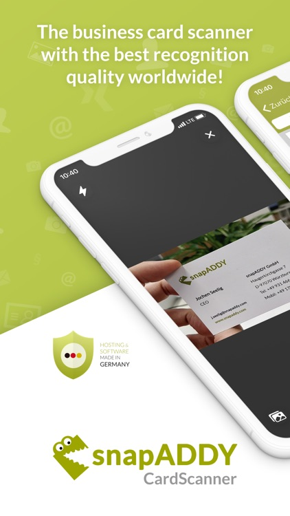 snapADDY CardScanner