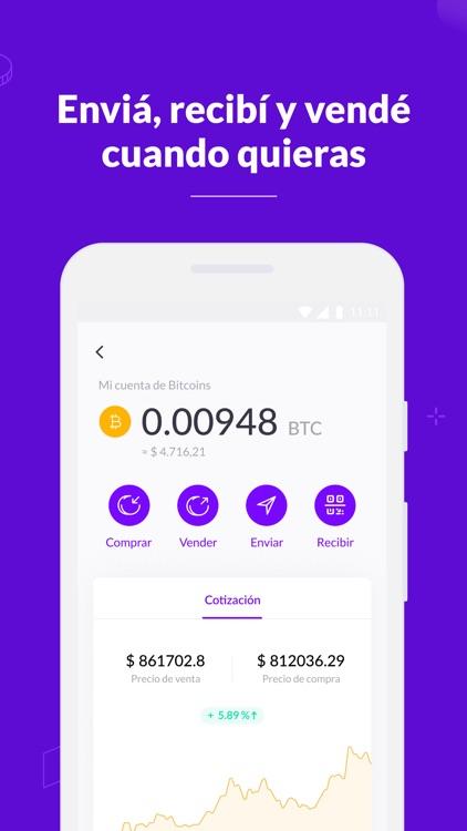 Ripio Bitcoin Wallet screenshot-5