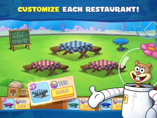 SpongeBob: Krusty Cook-Off screenshot 10