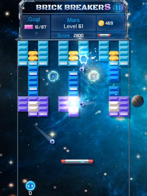 Brick Breaker : Space Outlaw screenshot 14