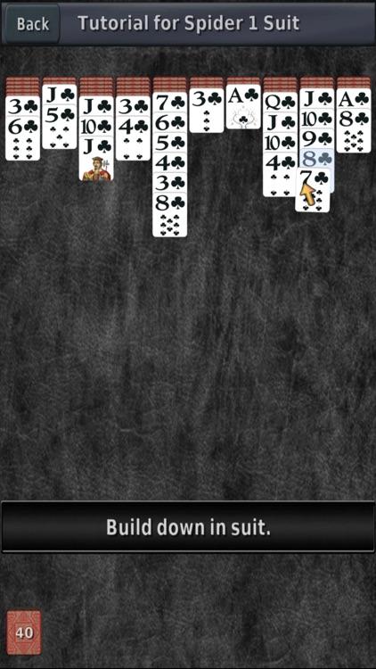 Solitaire 3D. screenshot-5