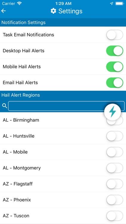 Hail Trace screenshot-4