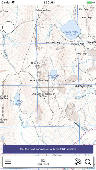 Lake District Outdoor Offline screenshot 4
