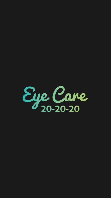 Eye Care 20 20 20 screenshot-4