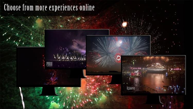Dazzling Fireworks HD