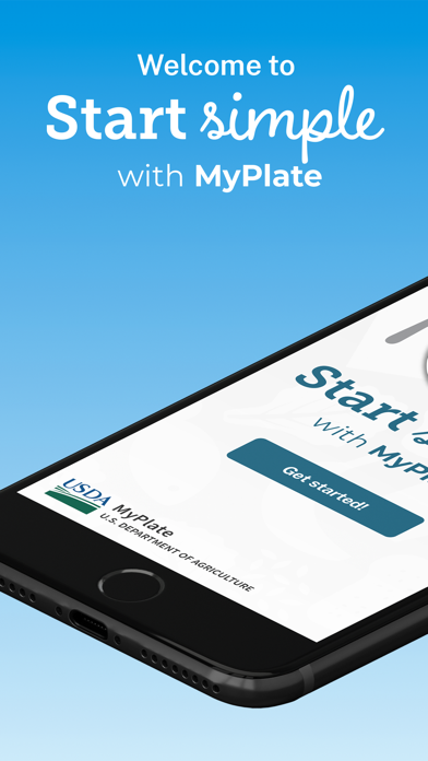 messages.download Start Simple with MyPlate software