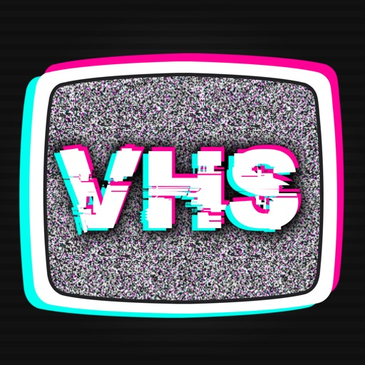 VHS Filter Old Cam.corder iOS App