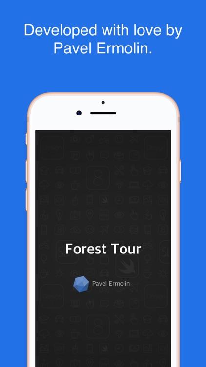 Forest Tour - Match 3 Game screenshot-3
