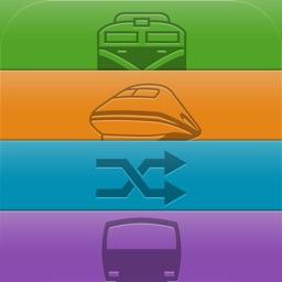 雙鐵時刻表 - 台鐵、高鐵搶票最佳選擇