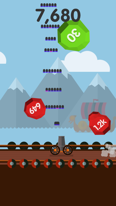 Screenshot for Ball Blast in Ecuador App Store