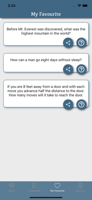 Riddles-English on the App Store