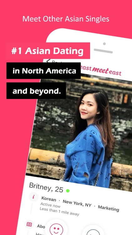 EastMeetEast - #1 Asian Dating screenshot-0