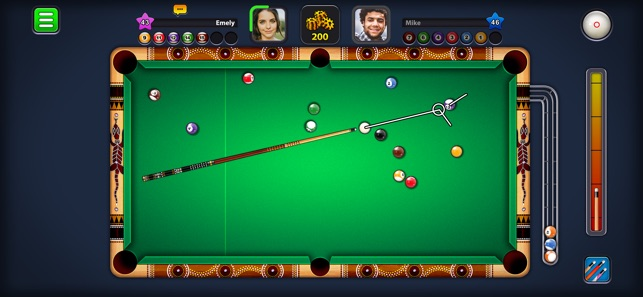 8 ball snooker game free download