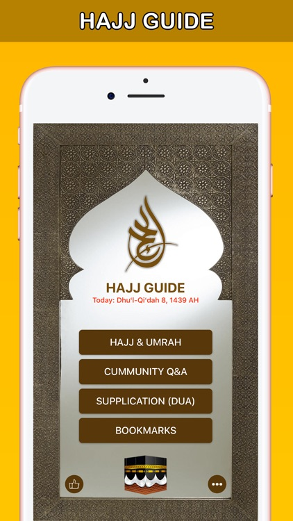 Hajj & Umrah Guide PRO screenshot-1