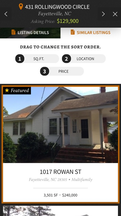 Real Estate Marketplace screenshot-3