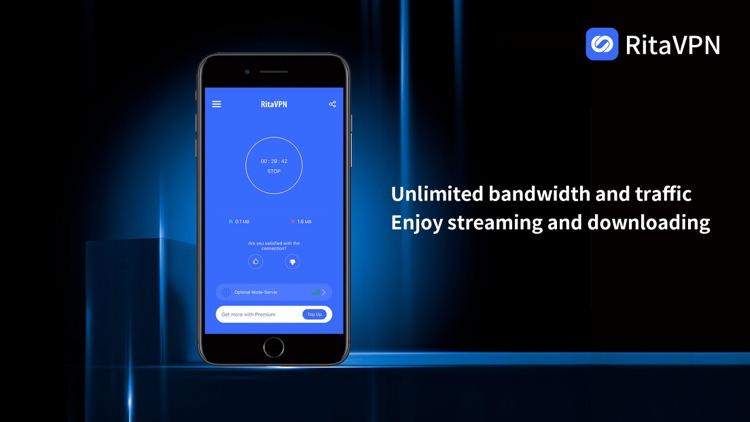 Ritahotspot VPN - Super Fast screenshot-3