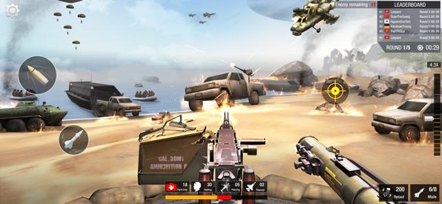 Sniper 3D: Bullet Strike