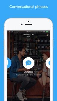 Busuu - Learn to speak German iphone images