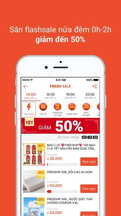 Tải về Shopee: Tết Sale 2020 cho Pc