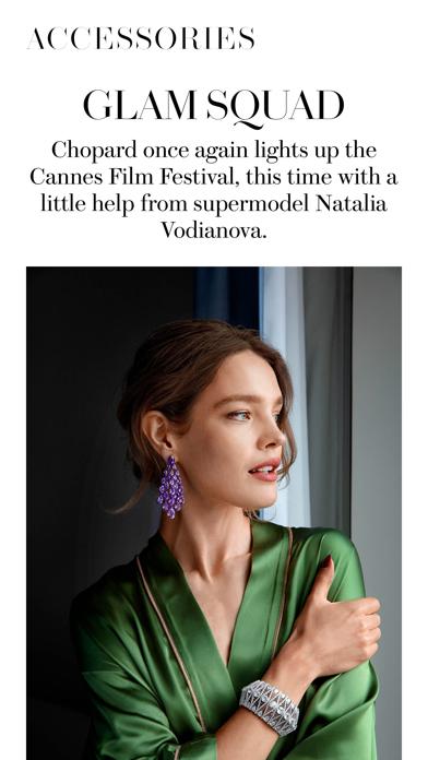 Elle Magazine Us review screenshots