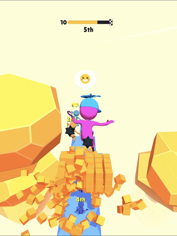 Fall Race 3D screenshot 11