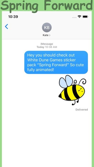 Spring Forward app image