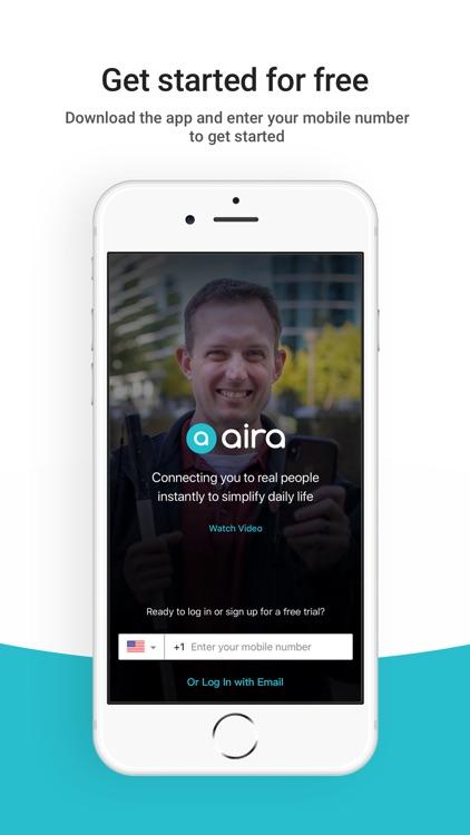 Aira screenshot-1