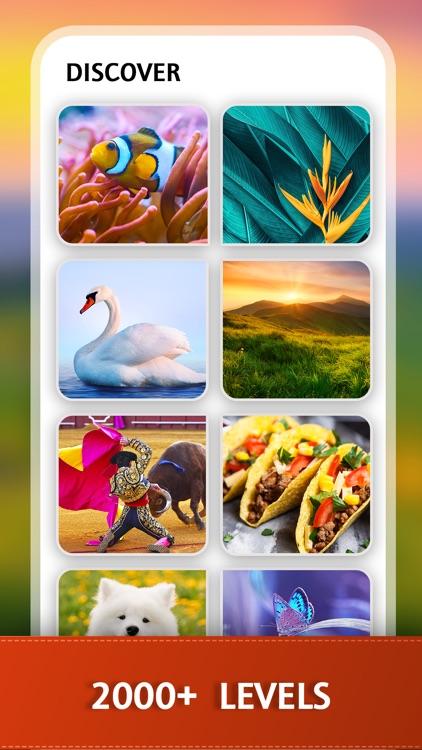 Jigsaw Journey - puzzle world screenshot-5