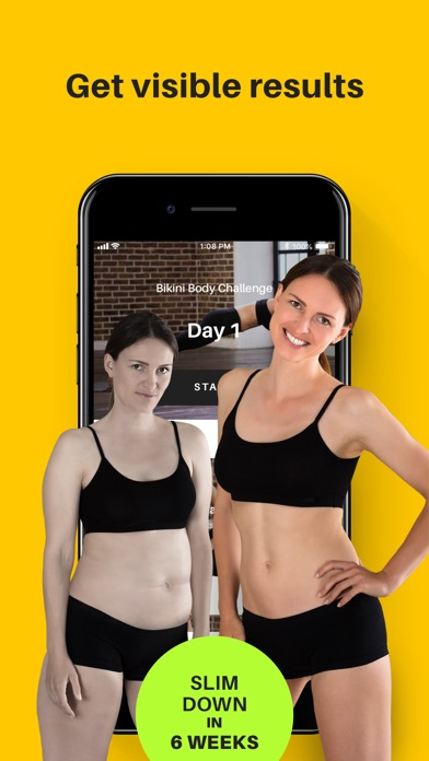 Screenshot for Yoga Go: Weight Loss Workouts in Greece App Store