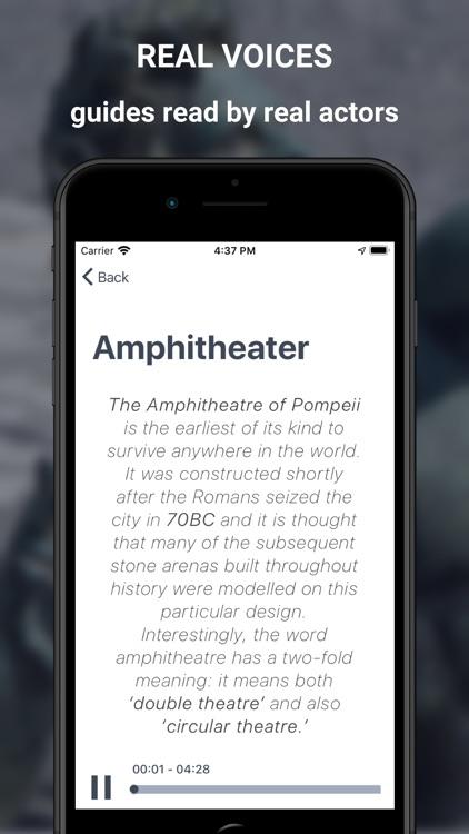 Discover Pompeii - Pompei Tour screenshot-9